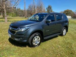 2018 HOLDEN TRAILBLAZER LT , 7 SEAT 4X4 WAGON, 2.8 T/D AUTO Holbrook Greater Hume Area Preview