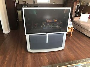 "50"" Sony Rear Video Projector Television"