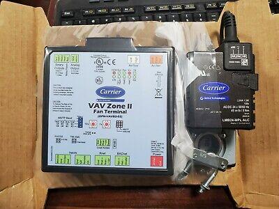 Carrier Open Vavb3 Opn-vavb3-02 Vav Bacnet Zone Controller