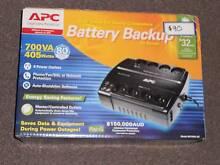 NEW Schneider APC BE700G-AZ 700VA/ 230V 8-Outlet Power Saving UPS Rosebud Mornington Peninsula Preview