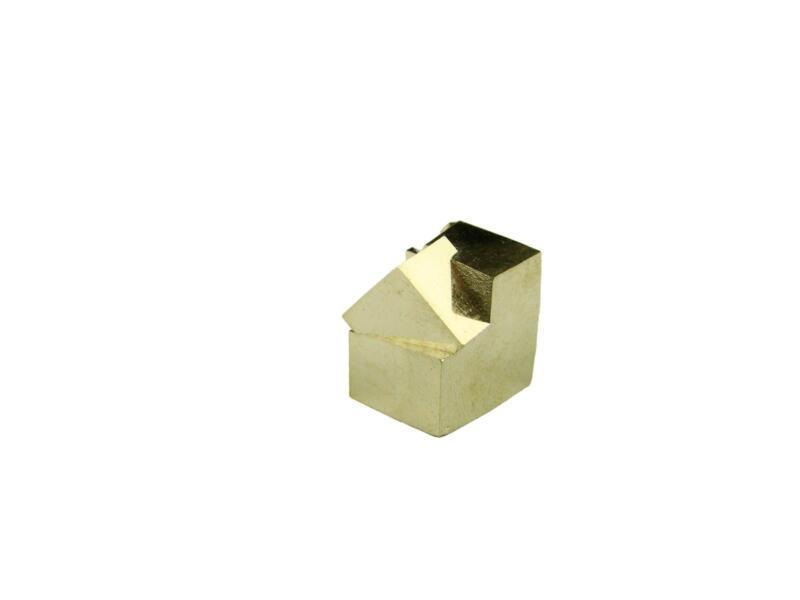Navajun Spain Mine - Pyrite Cube Crystal With Display Case-#PC19