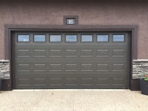 16x8 Garaga Garage door