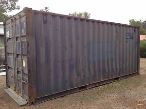 20 ft shipping container - fully certified for transport Reservoir Darebin Area Preview