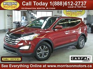 2013 Hyundai Santa Fe AWD Luxury, Leather, PanoRoof, Remote Star