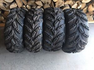 4 Mud Lite Tires