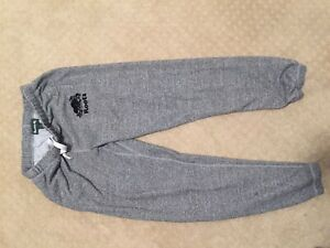 Roots sweatpants. Size small