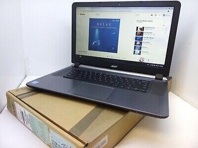 """Acer CB3-531 15.6"""" HD Chromebook Intel N2830 2.16GHz -  16GB SSD BlueTooth HDMI"""