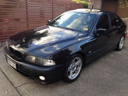 BMW 528i Genuine MSport - Rwc and rego till March 2016 Helensvale Gold Coast North Preview