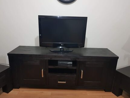 Dining table, Bookcase and TV rack for sale   Dining Tables ...