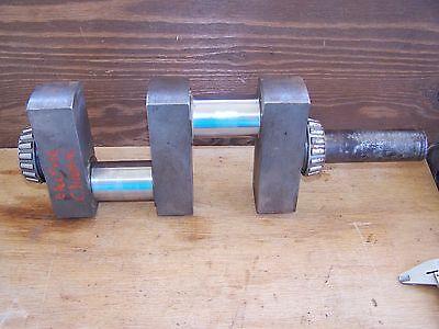 Kellogg American 452 Compressor Crankshaft