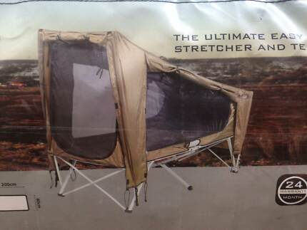 Dune 4wd Stretcher Tent & Dune Sentry one man tent for sale | Camping u0026 Hiking | Gumtree ...