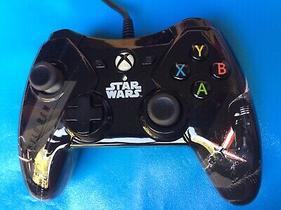 Xbox One Wired Controller Kylo Ren Star Wars immaculate condition  for sale  Shipping to Nigeria