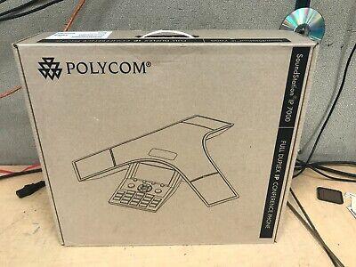 Polycom Soundstation Ip7000 Conference Phone New