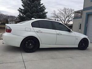 BMW 335i Sport Sedan twin turbo