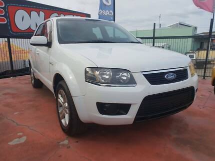 FORD TERRITORY 2009  SEATS 150KS AUTO REGO RWC CHEAP WAGON Ipswich Ipswich City Preview