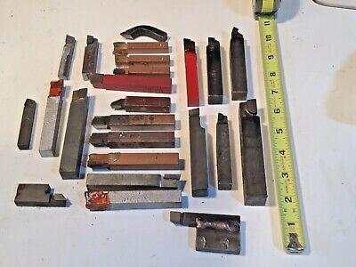 Machinist Carbide Lathe Cutting Bits