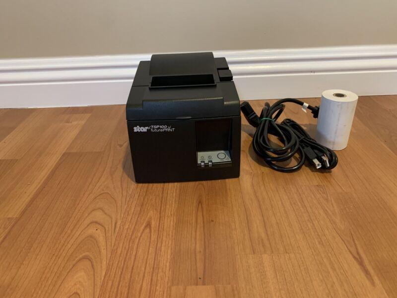 Star Micronics TSP100 TSP143U futurePRNT Point of Sale Thermal Printer