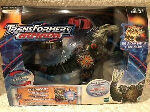 Transformers Armada Predacon