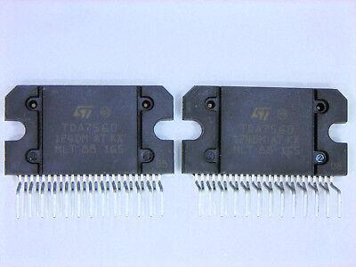 Tda7560 Original St 25p Zip Ic 2 Pcs