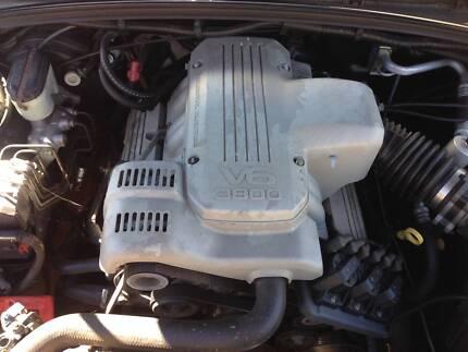 VX BERLINA WRECKING COMMODORE V6 AUTO