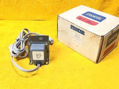 New Stancor Gisd-100 Control Transformer 230 Volt X 115 Volt 100 Va