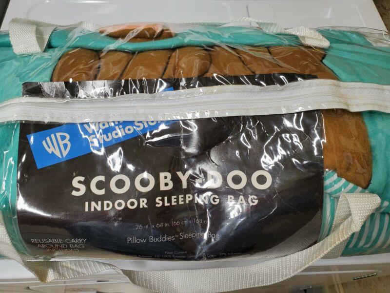 Scooby Doo Sleeping Bag New Warner Bros. Studio store Exclusive NEW free ship