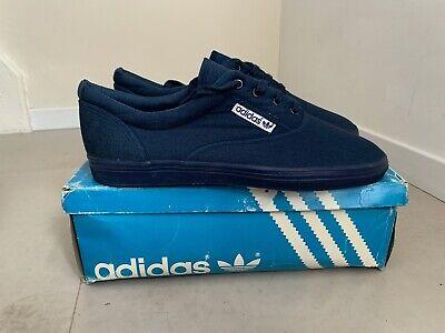 Vintage Adidas Monte - UK 10 - Made in Taiwan 1987 -...