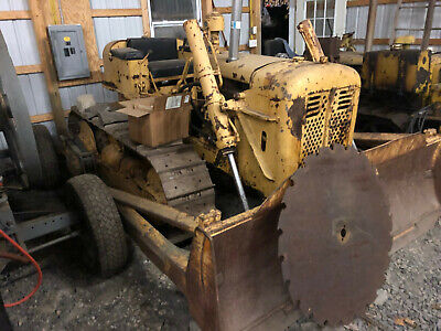 Allis Chalmers Hd5 Bulldozer