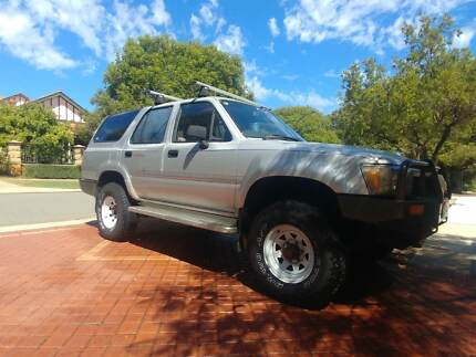1992 28l manual toyota 4runner 215xxxkms 6000 cars vans toyota hilux 4runner 1990 fandeluxe Image collections