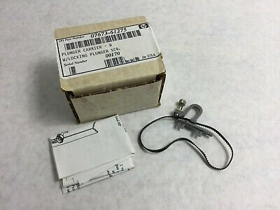 Agilent Hp Plunger Carrier B Wlocking Plunger Screw 07673-61275 7673 Series Nib