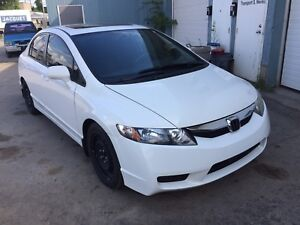 Honda civic 2011 automatique
