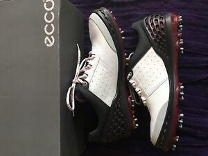 Mens Ecco Cage Golf Shoes