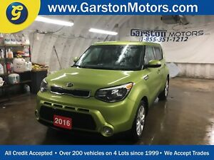 2016 Kia Soul EX PLUS ECO*HEATED SEATS*PHONE*FOG LIGHTS*ALLOYS*