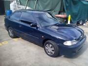 1998 Hyundai Excel - 1.5 litre Fuel Injected - No REGO Coffs Harbour Coffs Harbour City Preview