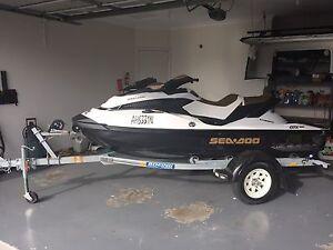Jet Ski  Sea-Doo GTX155 2013 Brightwaters Lake Macquarie Area Preview