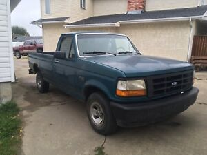 96 f-150 2wd 5.0 v8 brand new clutch