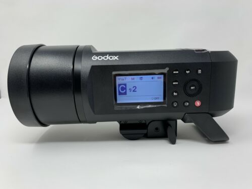 Godox AD600Pro Witstro All-In-One Outdoor Flash - Excellent Condition