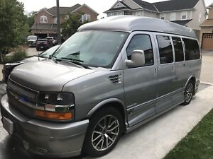2013 Chevy Express Conversional Van -FULLY LOADED