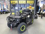 Can Am OUTLANDER MAX 650 XC-R *LIME EDITION* XT-P