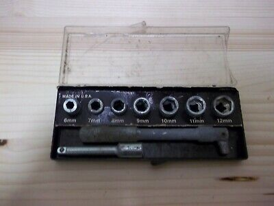 Handy Compact Tool Set W/ Metric (Compact Tool Set)