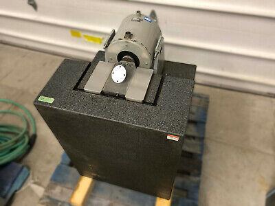 Precision Slip Table 24x24x30.5 Block Unholtz Dickie Model 5pm Shaker