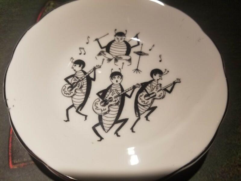 Beatles Ceramic Dish