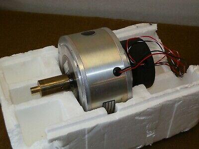 Pmi Motion Technologies Kollmorgen Servo Disc Dc Motor 02-01217-042
