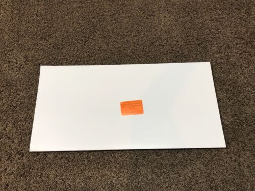 "(25) Blank 12""x 24"" Magnets Sheets White Car Signs Dry Erase Bulk Lot 30 Mil"