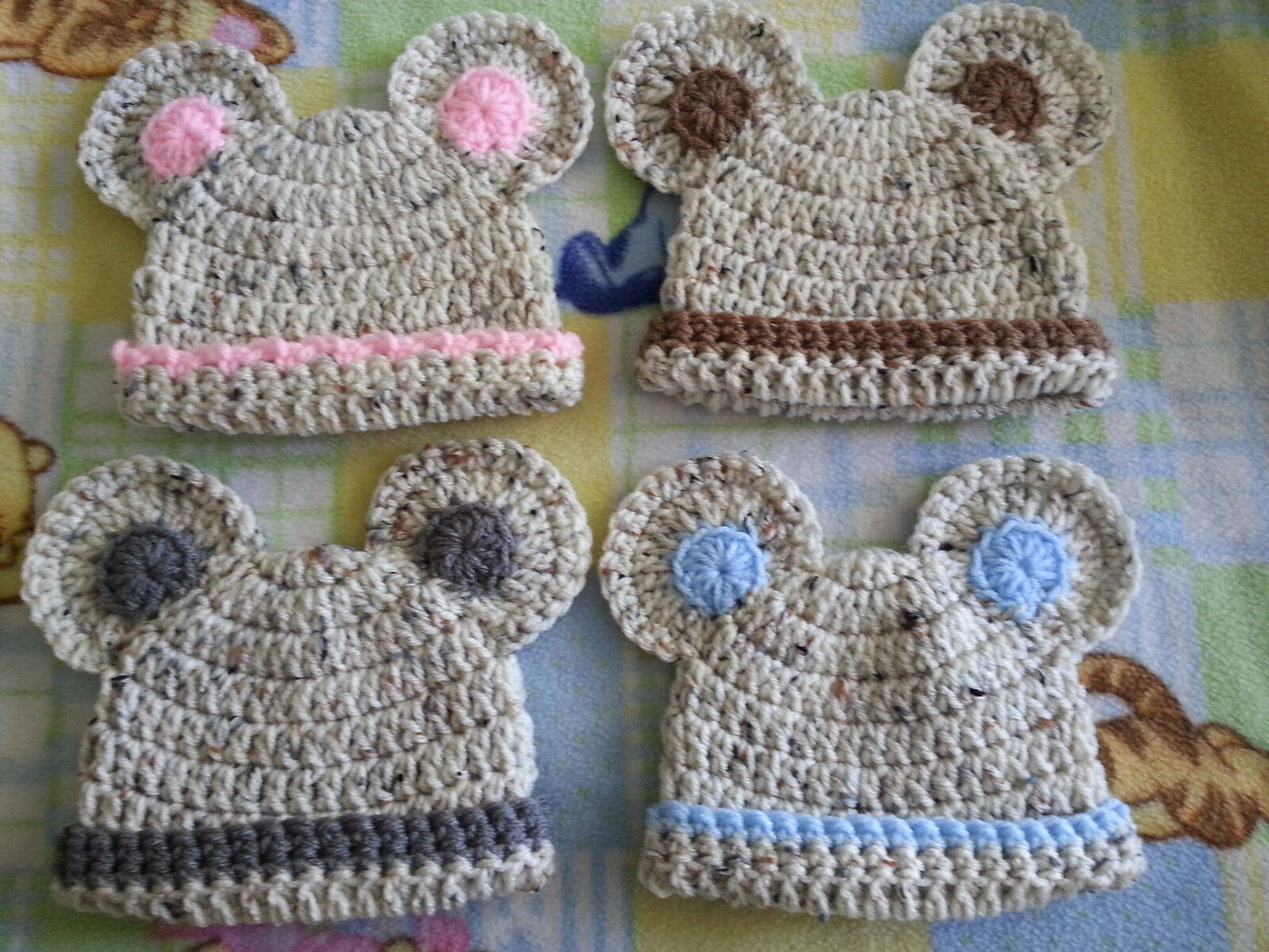 Cute Classic Baby Beanies & More.