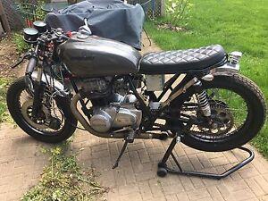 1978 Kawasaki KZ 400