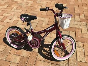 Girls bike for circa 3 + years old The Vines Swan Area Preview
