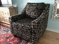 Re-Upholster Sofa - Chairs - Custom Made * Free Estimate *