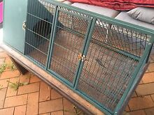 Guinea pig / rabbit hutch Glenfield Campbelltown Area Preview