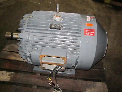 100 Hp Ge Ac Electric Motor Frame 405 T 1785 Rpm Tefc 460 Volt
